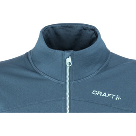 Craft Pin Halfzip Pullover Damen fjord/sea